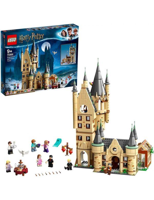 Lego Harry Potter Hogwarts Astronomy Tower75969 Harry Potter Αγόρι 12 ετών +, 7-12 ετών Lego Harry Potter