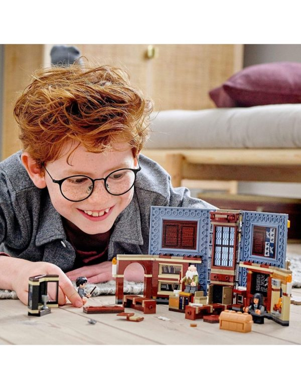 Lego Harry Potter Στιγμές Χόγκγουαρτς: Charms Class76385 12 ετών +, 7-12 ετών Αγόρι Lego Harry Potter Harry Potter