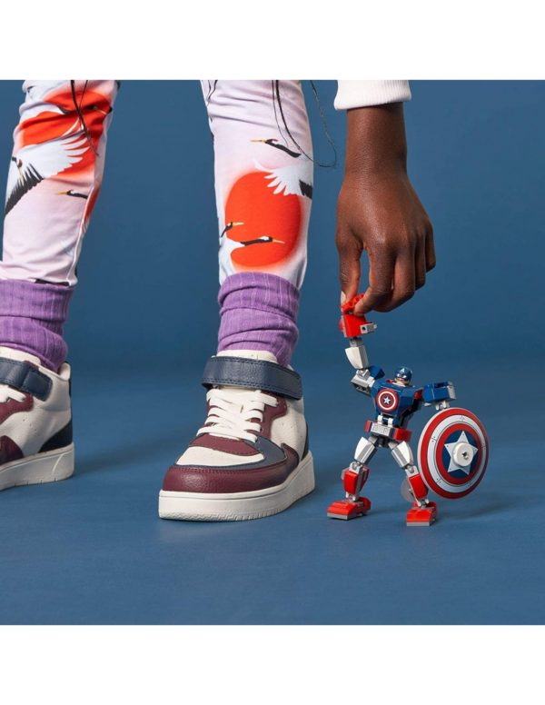 Lego Marvel Avengers  Captain America Mech Armor76168 Αγόρι 12 ετών +, 7-12 ετών Avengers Lego Super Heroes