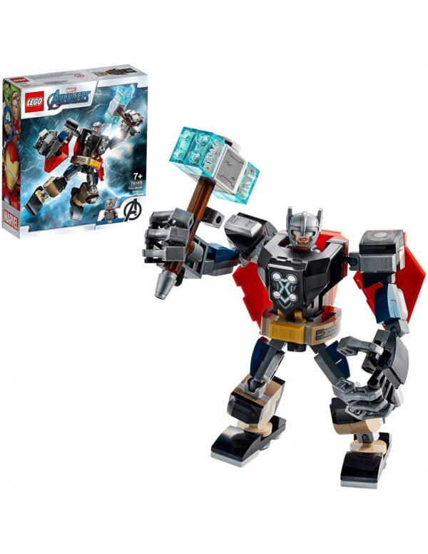 Lego Super Heroes Avengers Thor Mech Armor76169 Avengers Αγόρι 12 ετών +, 7-12 ετών Lego Super Heroes