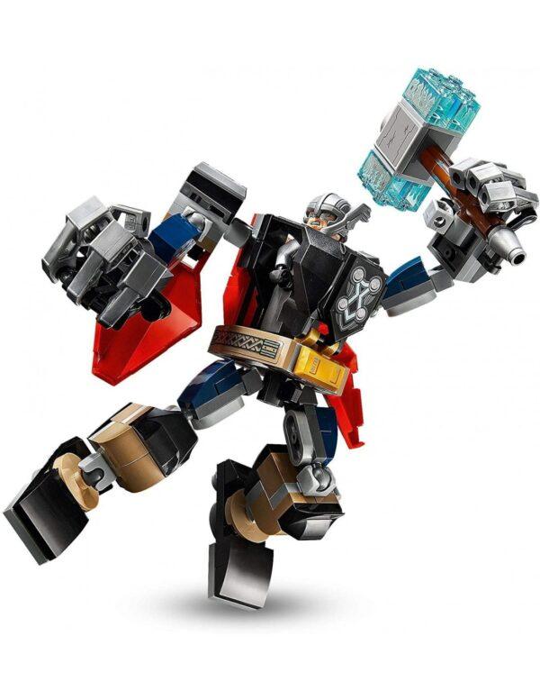 Lego Super Heroes Avengers Lego Super Heroes Avengers Thor Mech Armor76169 Αγόρι 12 ετών +, 7-12 ετών