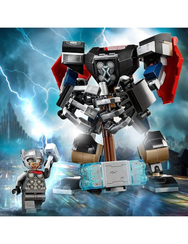 Avengers Lego Super Heroes Αγόρι 12 ετών +, 7-12 ετών Lego Super Heroes Avengers Thor Mech Armor76169