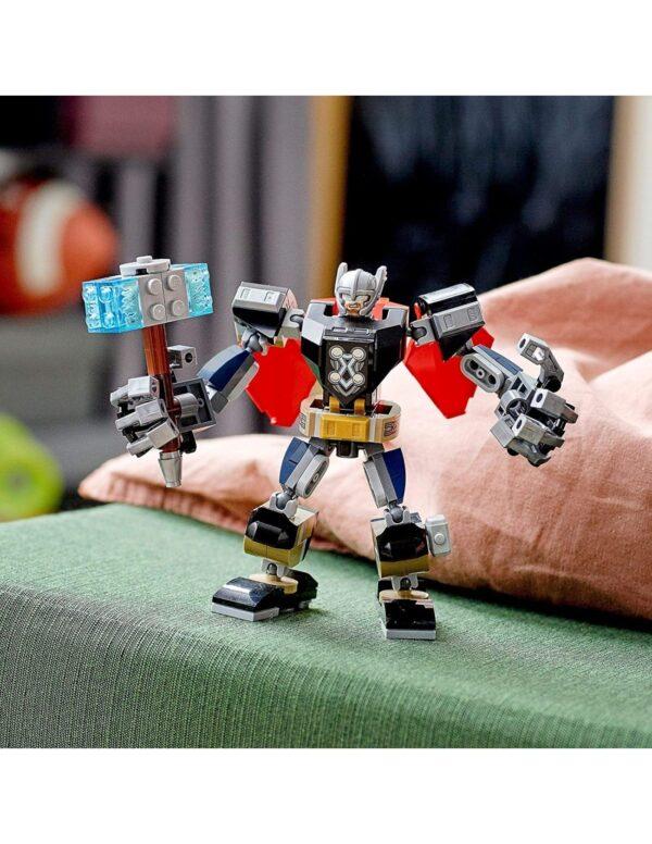 Lego Super Heroes Avengers Thor Mech Armor76169 Αγόρι 12 ετών +, 7-12 ετών Avengers Lego Super Heroes