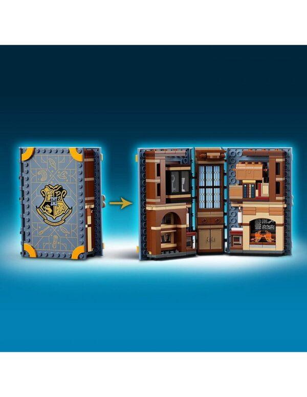 Harry Potter Lego Harry Potter Στιγμές Χόγκγουαρτς: Charms Class76385 Lego Harry Potter 12 ετών +, 7-12 ετών Αγόρι