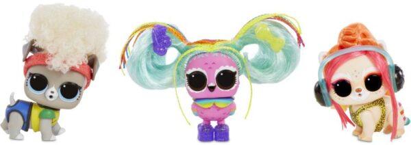 L.O.L Surprise LoL L.O.L Surprise Κούκλα Lights Pets - 1 Τμχ LLUA6000 Κορίτσι