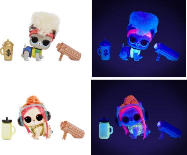L.O.L Surprise Κούκλα Lights Pets - 1 Τμχ LLUA6000 Κορίτσι  LoL L.O.L Surprise