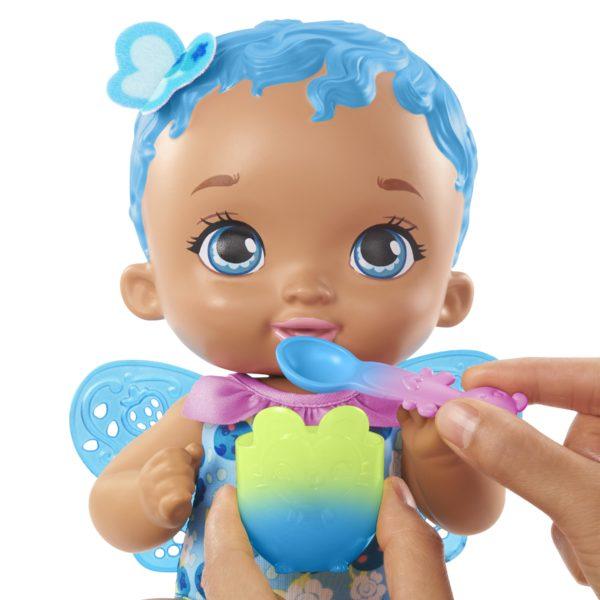 My Garden BabyΜωράκι ΏραΓιαΦαγητό Μπλε Μαλλιά  Κορίτσι 3-4 ετών, 4-5 ετών, 5-7 ετών My Garden Baby