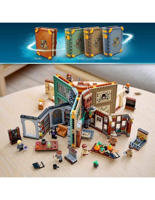 Lego Harry Potter Στιγμές Χόγκγουαρτς™: Μάθημα Μεταμορφώσεων76382 12 ετών +, 7-12 ετών Αγόρι Lego Harry Potter Harry Potter