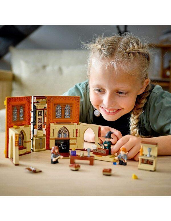 Harry Potter Lego Harry Potter Στιγμές Χόγκγουαρτς™: Μάθημα Μεταμορφώσεων76382 Lego Harry Potter 12 ετών +, 7-12 ετών Αγόρι