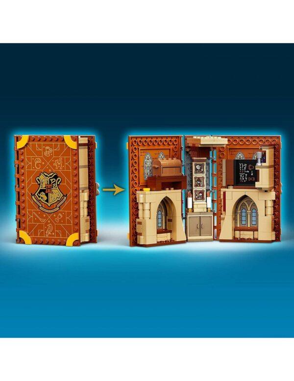 Harry Potter Lego Harry Potter Lego Harry Potter Στιγμές Χόγκγουαρτς™: Μάθημα Μεταμορφώσεων76382 12 ετών +, 7-12 ετών Αγόρι