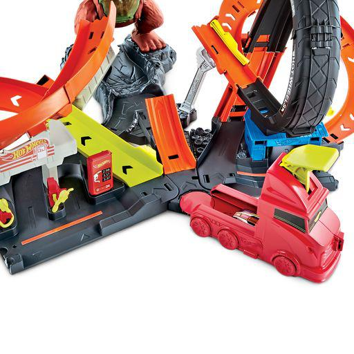 Hot Wheels City Πίστα Γορίλας Hot Wheels Αγόρι 5-7 ετών, 7-12 ετών Hot Wheels