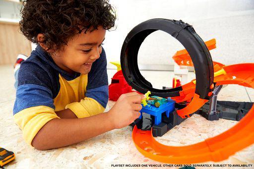 Hot Wheels Hot Wheels Αγόρι 5-7 ετών, 7-12 ετών Hot Wheels City Πίστα Γορίλας