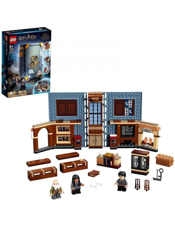 Lego Harry Potter Στιγμές Χόγκγουαρτς: Charms Class76385 Harry Potter Αγόρι 12 ετών +, 7-12 ετών Lego Harry Potter