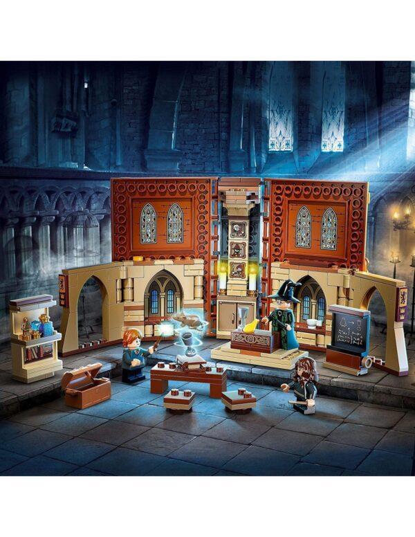 Lego Harry Potter Harry Potter Lego Harry Potter Στιγμές Χόγκγουαρτς™: Μάθημα Μεταμορφώσεων76382 Αγόρι 12 ετών +, 7-12 ετών