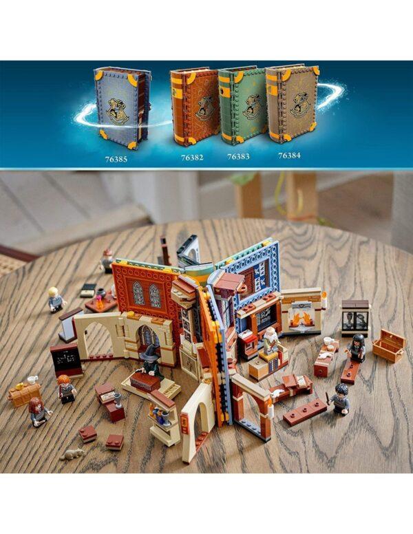 Lego Harry Potter Στιγμές Χόγκγουαρτς: Charms Class76385 Αγόρι 12 ετών +, 7-12 ετών Harry Potter Lego Harry Potter
