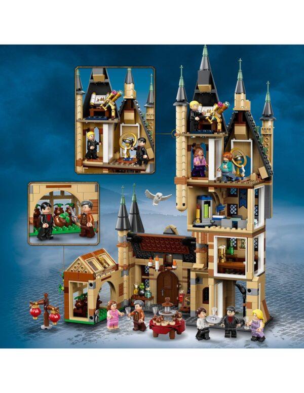 Lego Harry Potter Harry Potter Lego Harry Potter Hogwarts Astronomy Tower75969 Αγόρι 12 ετών +, 7-12 ετών