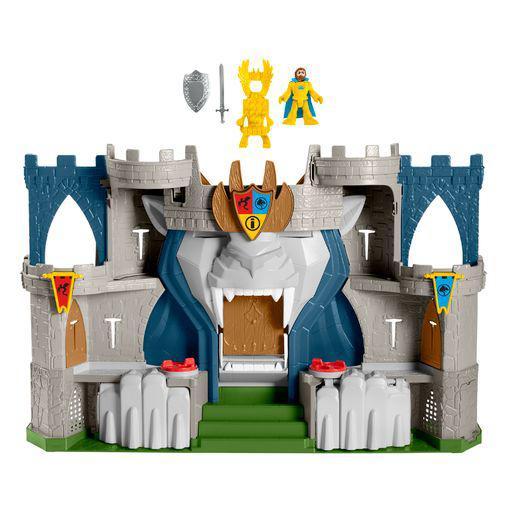 Fisher-Price Imaginext Ιπποτικό Κάστρο με Φιγούρες και Αξεσουάρ Imaginext Αγόρι 3-4 ετών, 4-5 ετών, 5-7 ετών