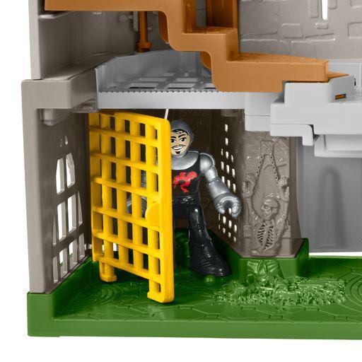 Imaginext  Fisher-Price Imaginext Ιπποτικό Κάστρο με Φιγούρες και Αξεσουάρ Αγόρι 3-4 ετών, 4-5 ετών, 5-7 ετών