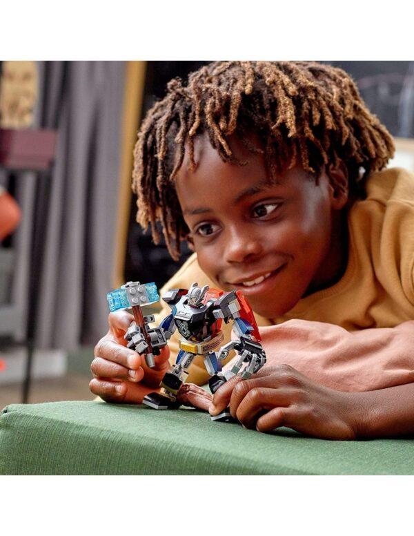 Lego Super Heroes Avengers Thor Mech Armor76169 12 ετών +, 7-12 ετών Αγόρι Lego Super Heroes Avengers