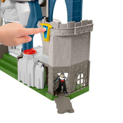Imaginext Αγόρι 3-4 ετών, 4-5 ετών, 5-7 ετών Fisher-Price Imaginext Ιπποτικό Κάστρο με Φιγούρες και Αξεσουάρ
