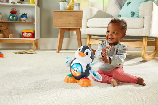 Fisher-Price Αγόρι, Κορίτσι 12-24 μηνών, 2-3 ετών, 6-12 μηνών Fisher-Price Πιγκουίνος ο Ζωηρούλης