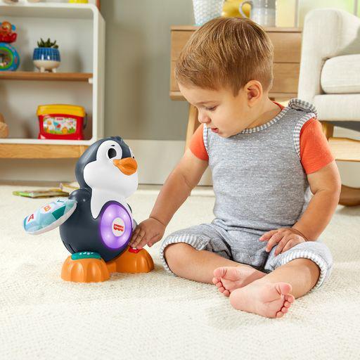 Fisher-Price Πιγκουίνος ο Ζωηρούλης Αγόρι, Κορίτσι 12-24 μηνών, 2-3 ετών, 6-12 μηνών  Fisher-Price