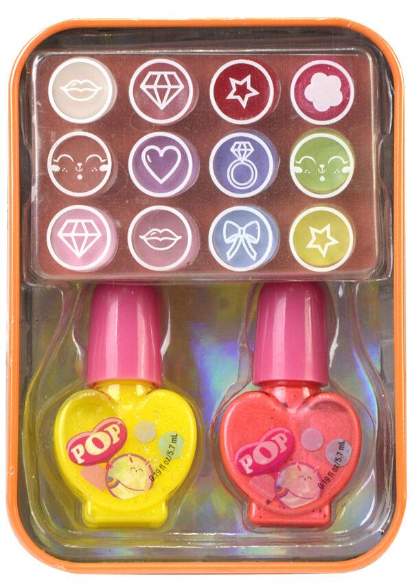 Markwins POP GIRL Color Tin - llama 1539003E  Κορίτσι 4-5 ετών, 5-7 ετών, 7-12 ετών Markwins
