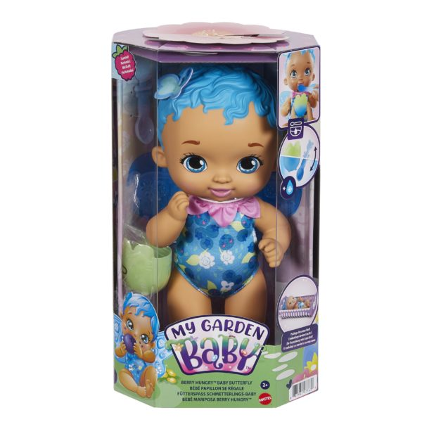 My Garden BabyΜωράκι ΏραΓιαΦαγητό Μπλε Μαλλιά 3-4 ετών, 4-5 ετών, 5-7 ετών Κορίτσι My Garden Baby