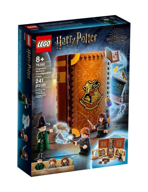 Lego Harry Potter Στιγμές Χόγκγουαρτς™: Μάθημα Μεταμορφώσεων76382 Lego Harry Potter Αγόρι 12 ετών +, 7-12 ετών Harry Potter