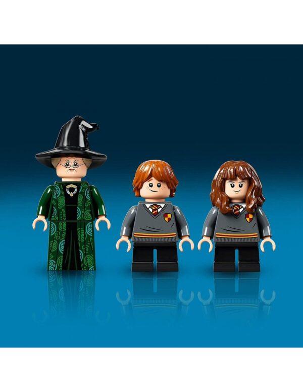 Harry Potter Lego Harry Potter Αγόρι 12 ετών +, 7-12 ετών Lego Harry Potter Στιγμές Χόγκγουαρτς™: Μάθημα Μεταμορφώσεων76382