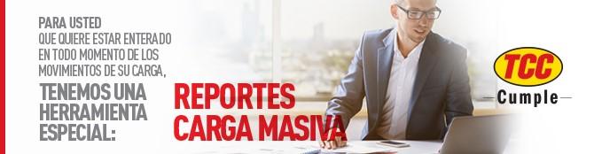 Carga Masiva TCC