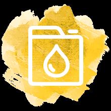 usamos aceite sintetico para el ambiente sostenible tcc