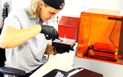 3D-Drucker für Einsteiger – Stereolithografie (SLA)