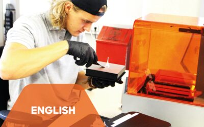 3D Printing for Beginners – Stereolithography (SLA) [ENGLISH]
