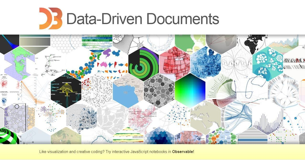 Data Driven Documents