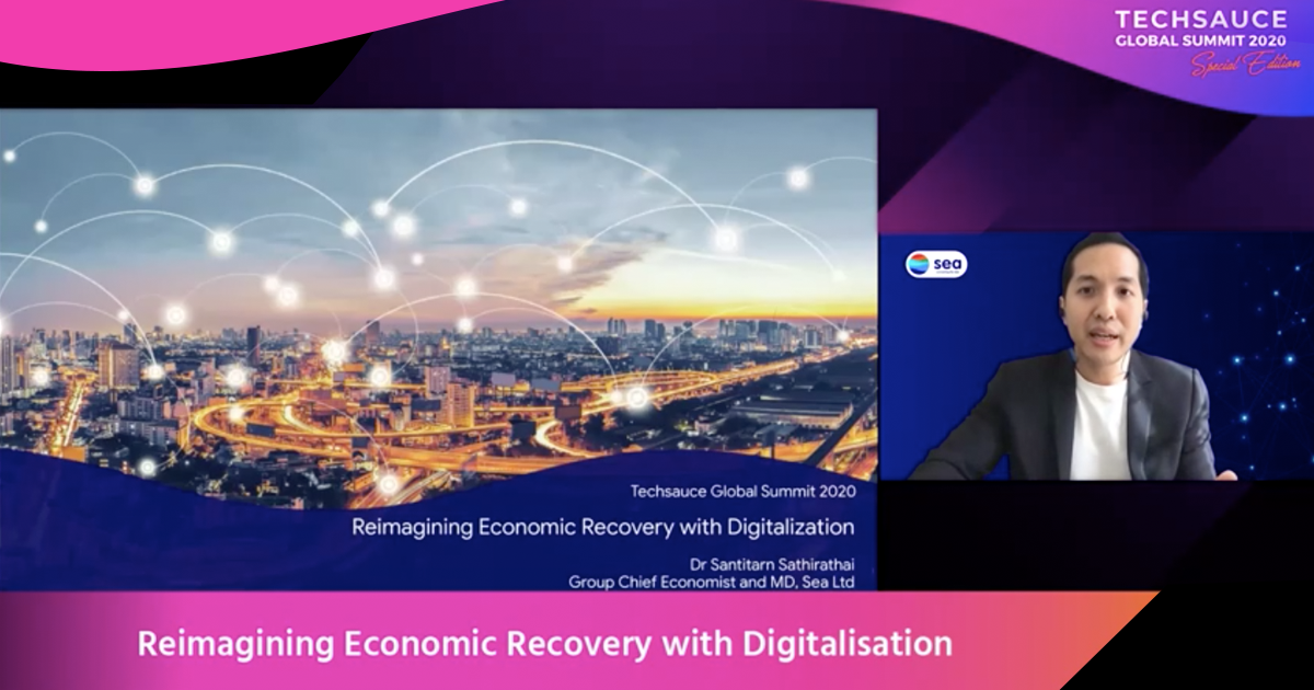 Reimagining Economic Recovery with Digitalisation