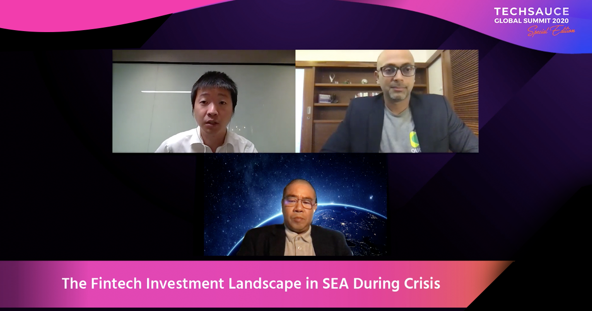 The FinTech Investment Landscape in Southeast Asia during the crisis