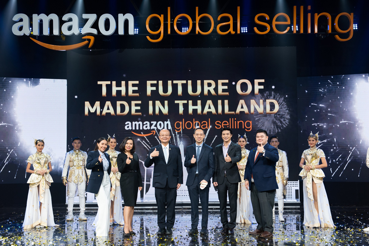 amazon global selling thailand seller conference 2020
