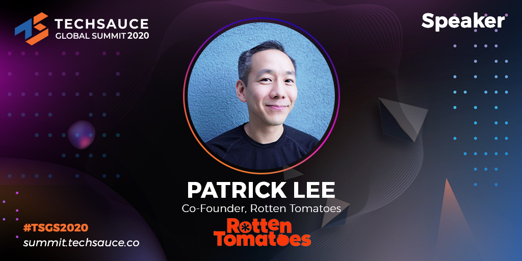 Patrick Lee (ผู้ก่อร่วมก่อตั้งบริษัท Rotten Tomatoes)