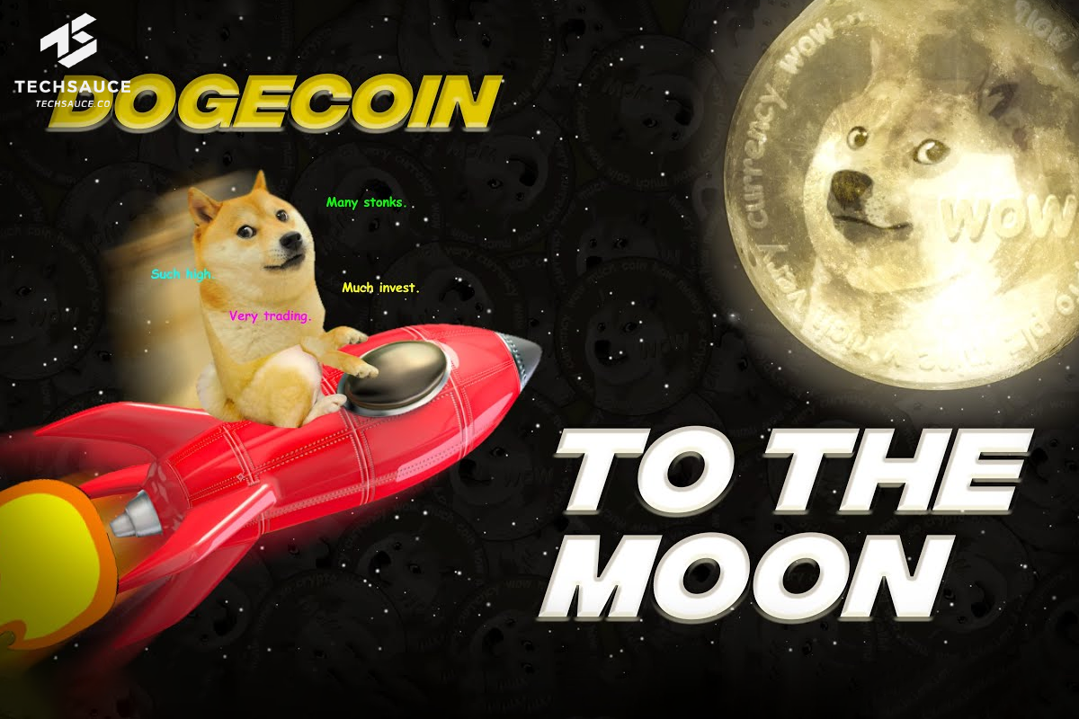 DOGE-1 to the moon