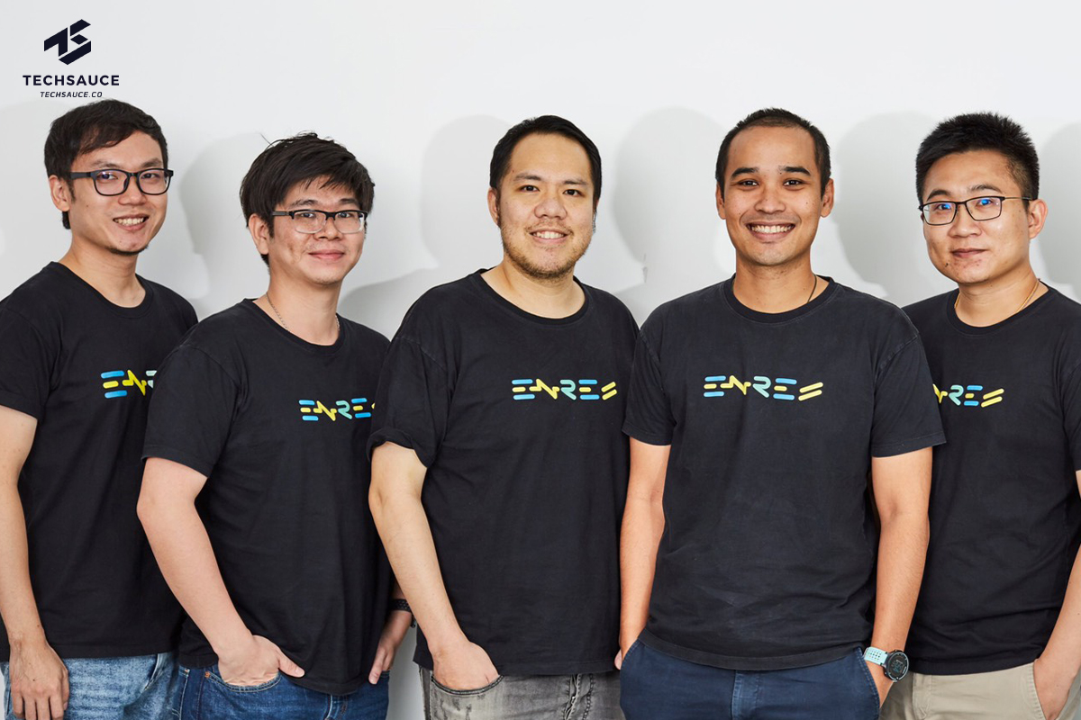 ENRES raises Pre Series-A round from BCPG and Expara (Thailand) proceeds to scale up and digitize buildings