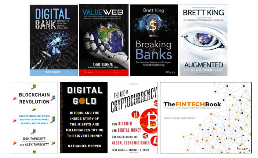 Best FinTech Books