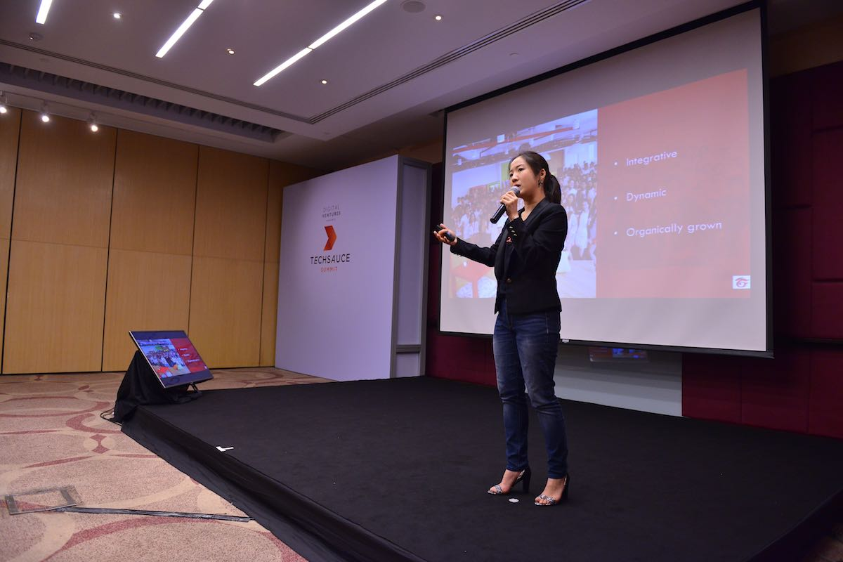 garena company culture tips techsauce summit