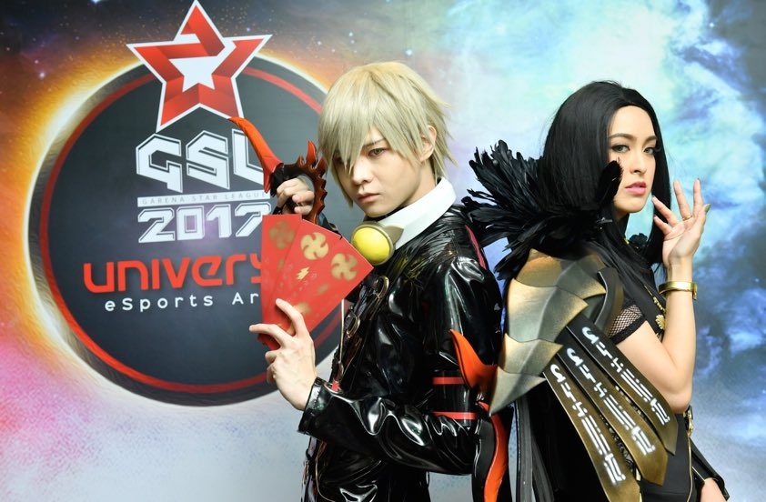 garena blade and soul