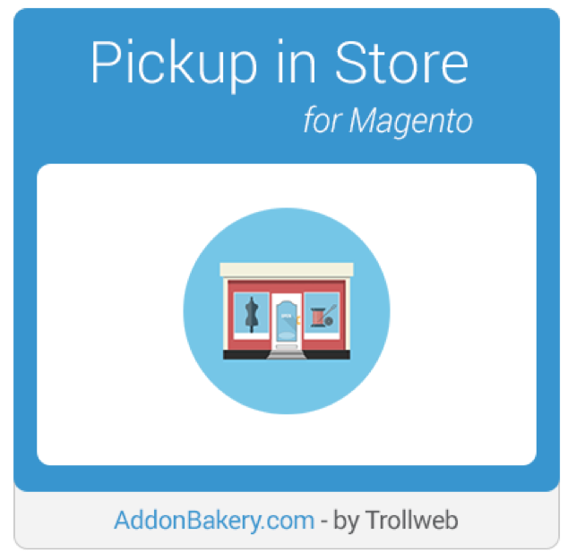 pickup in store magento extionsion