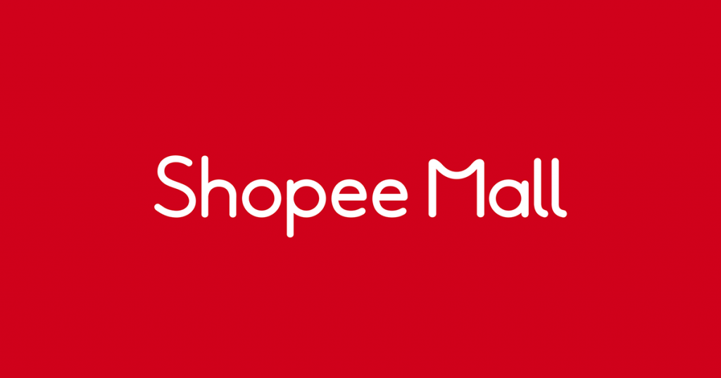 Shopee Mall logo
