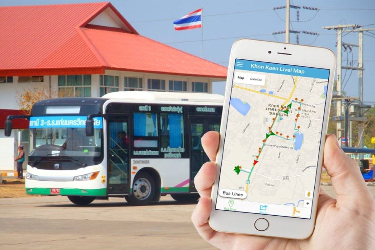 smart city -Khon Kaen