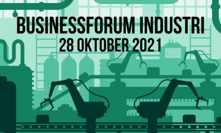 BusinessForum Industri save the date