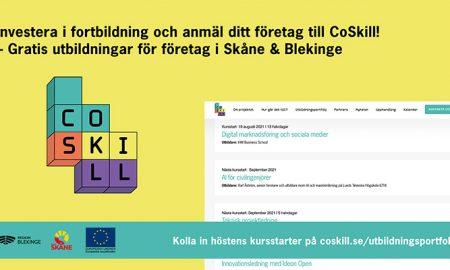 Information om CoSkill