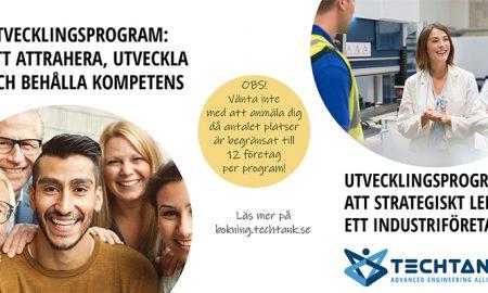 Utvecklingsprogram 2021